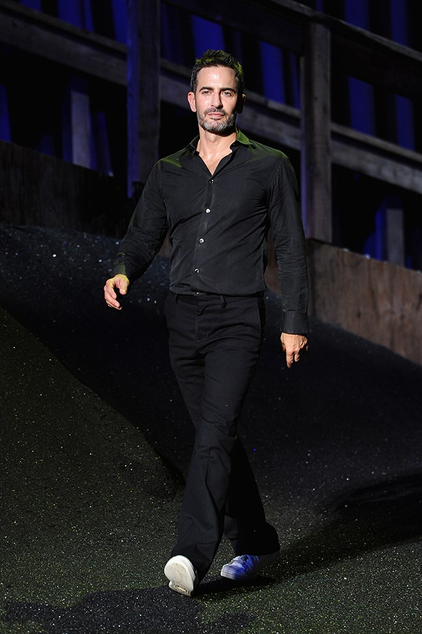 <strong>October</strong>: Marc Jacobs makes a shock exit from Louis Vuitton.
