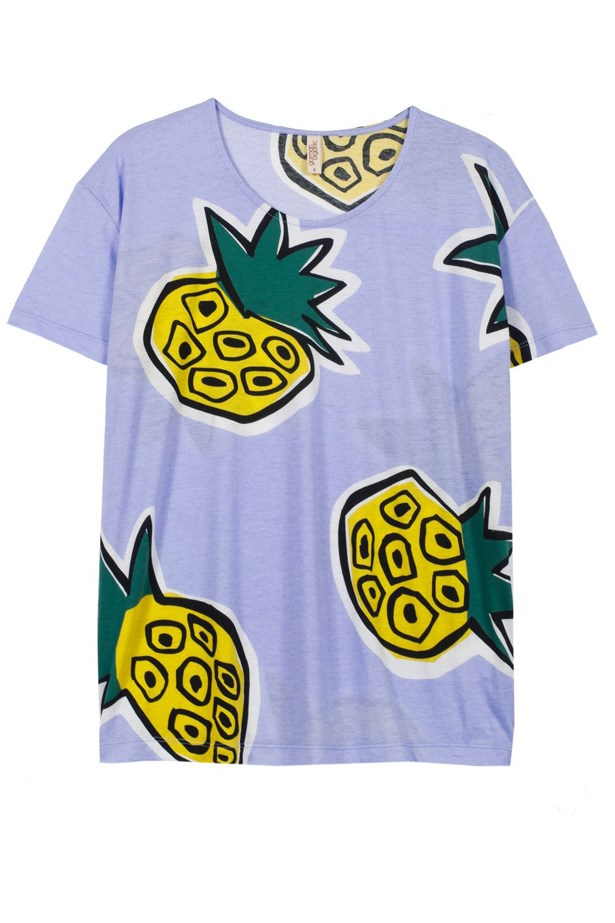 "Pineapple t-shirt, $99, Gorman, <a href=""http://www.gormanshop.com.au/gifts/100-and-under/pineapple-tee.html?utm_source=shopstyle&utm_medium=cpc&utm_campaign=shopstyle"">gormanshop.com.au</a>"