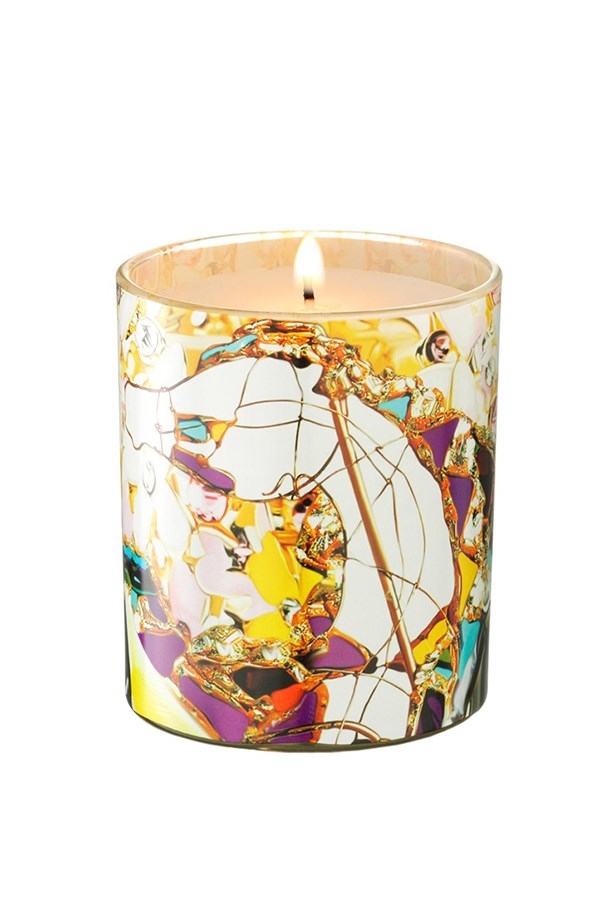 "Candle, $66, Mary Katranzou for Rodial, <a href=""http://www.asos.com/au/Rodial/Mary-Katranzou-for-Rodial-Candle/Prod/pgeproduct.aspx?iid=3418190?cid=16095&Rf900=4029&sh=0&pge=0&pgesize=9999&sort=-1&clr=Marykatranzou&affId=2438&WT.tsrc=Affiliate&xr=1&mk=VOID&r=3"">asos.com.au</a>"