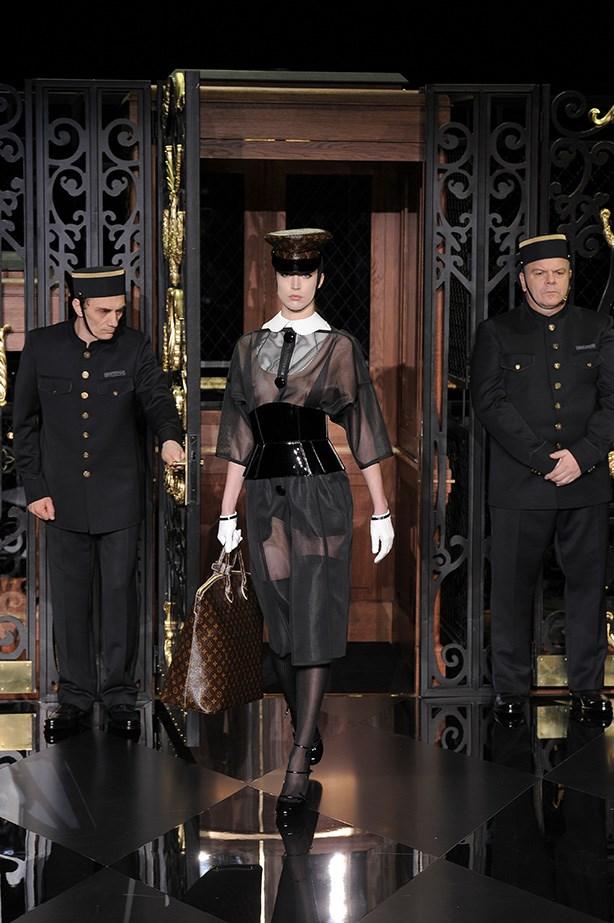 Louis Vuitton AW11-12