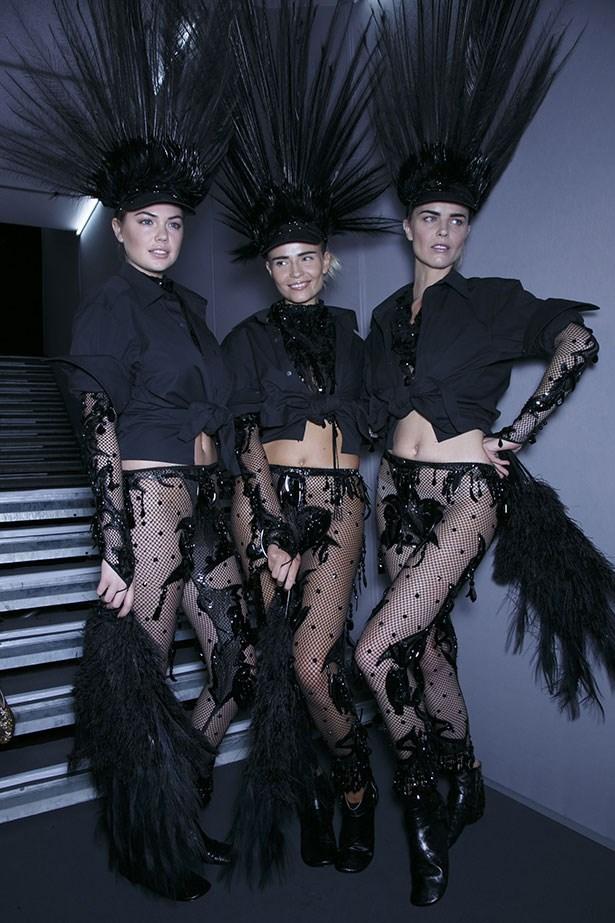 Marc Jacobs designs for Louis Vuitton