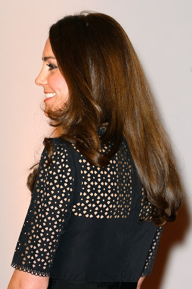 However, they later retracted the report, saying instead that Pryce has left Richard Ward -  the upmarket Chelsea salon in which he works – and taken Duchess Catherine with him.