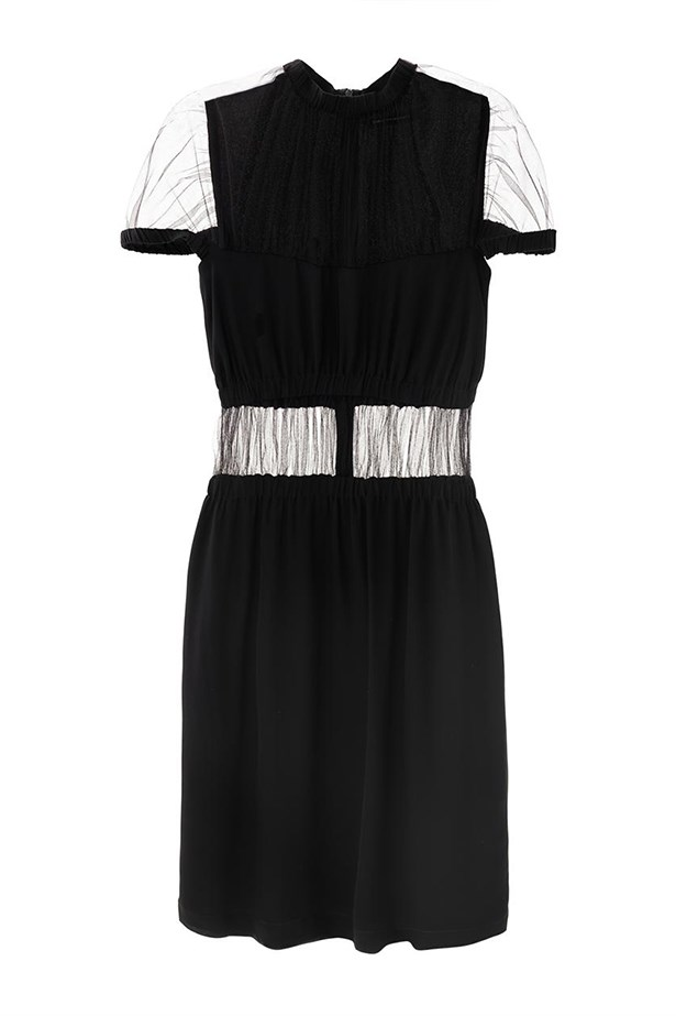 "<p>Dress, $1,852, Christopher Kane, <a href=""http://www.matchesfashion.com "">matchesfashion.com </a></p>"