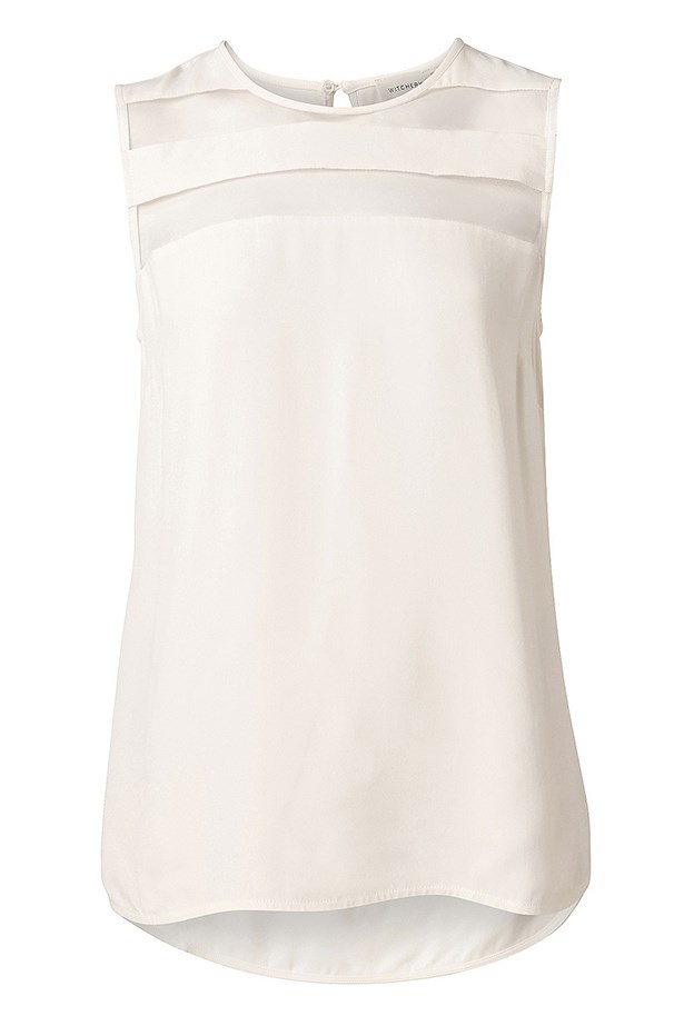 "<p>Tank, $89.95, Witchery, <a href=""http://www.witchery.com.au"">witchery.com.au</a></p>"