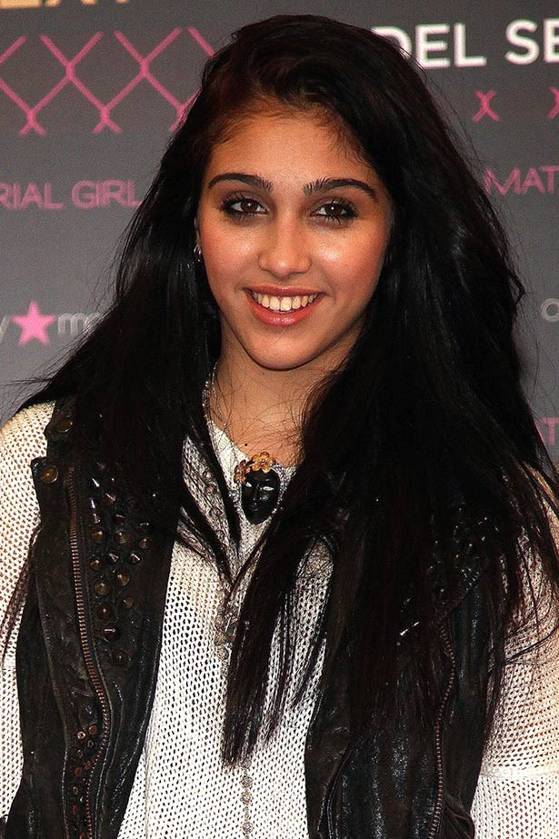 <strong>Lourdes Ciccone Leon</strong><br> Madonna's daughter - who is known to her mum and friends as Lola - has grown into a beautiful young woman right before our eyes.