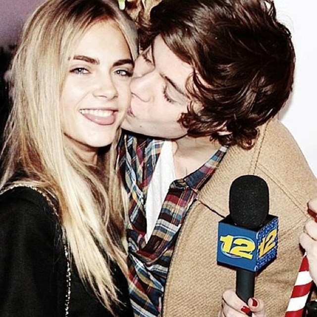 <p><strong>7. She has boy troubles, too</strong></p> <p>Despite romantic involvement with Harry Styles, Cara has openly admitted to her past man-repelling abilities. We understand you Cara, and that's why we'll always have a tub of Ben & Jerry's Chocolate Fudge Brownie ice-cream and a shoulder for you to cry on. </p> <p>@caradelevingnestyle</p>