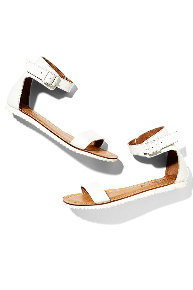 """Sandals, $89.95, Roc Boots,<a href=""""http://www.rocboots.com.au""""> rocboots.com.au</a>"""