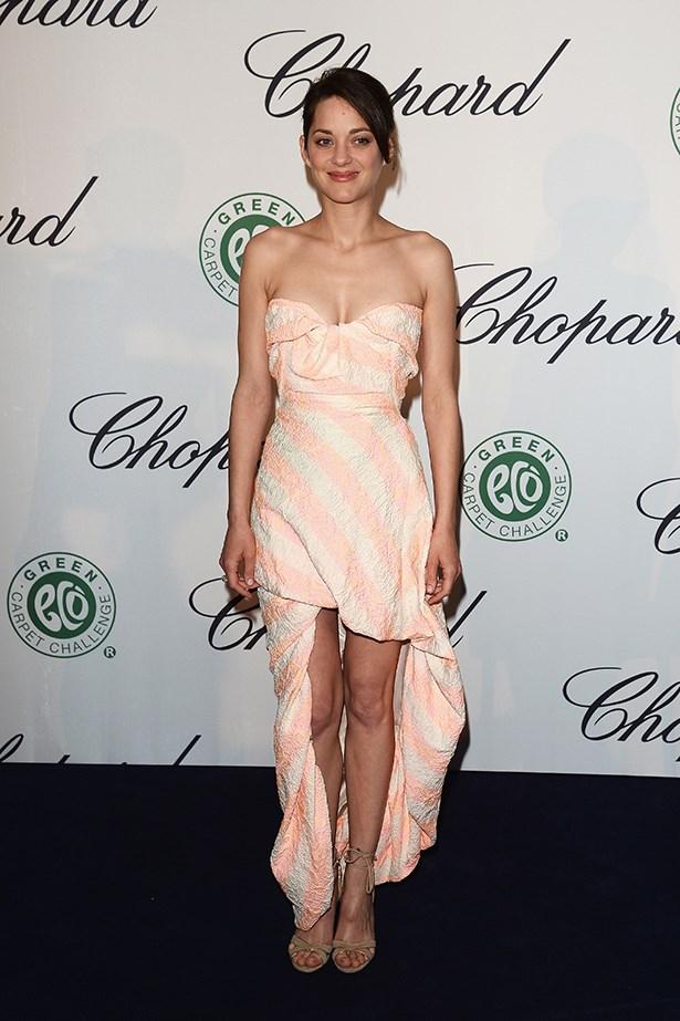 Marion Cotillard in Vivienne Westwood