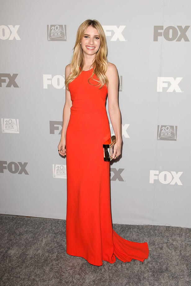 Emma Roberts in Stella McCartney