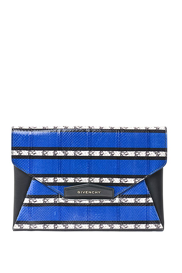 "Antigona clutch, $2204, Givenchy, <a href=""http://www.matchesfashion.com/product/178846"">matchesfashion.com</a>"