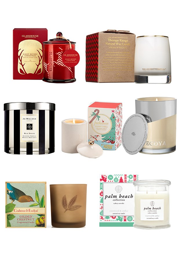 The best festive candles