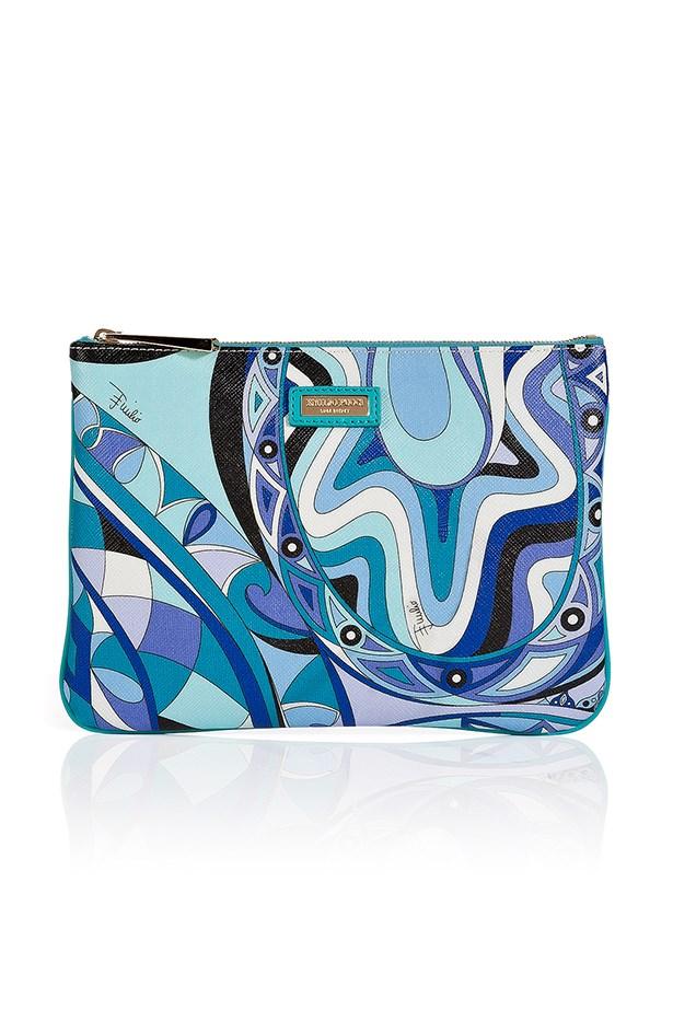 """Clutch, $138, Emilio Pucci, <a href=""""http://www.stylebop.com/au/product_details.php?id=497857"""">stylebop.com</a>"""