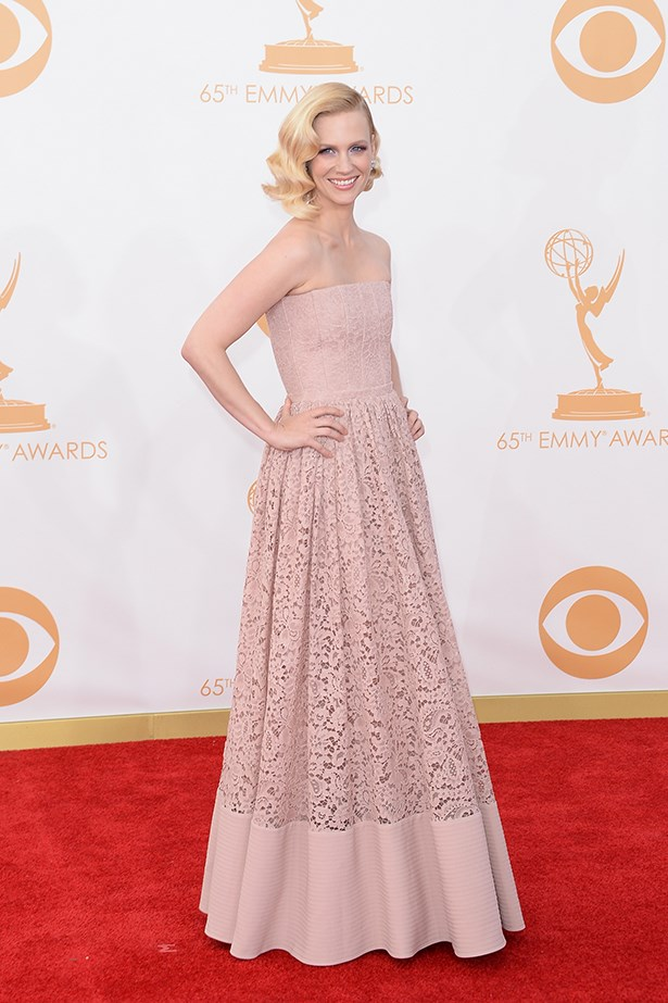 January Jones in Givenchy