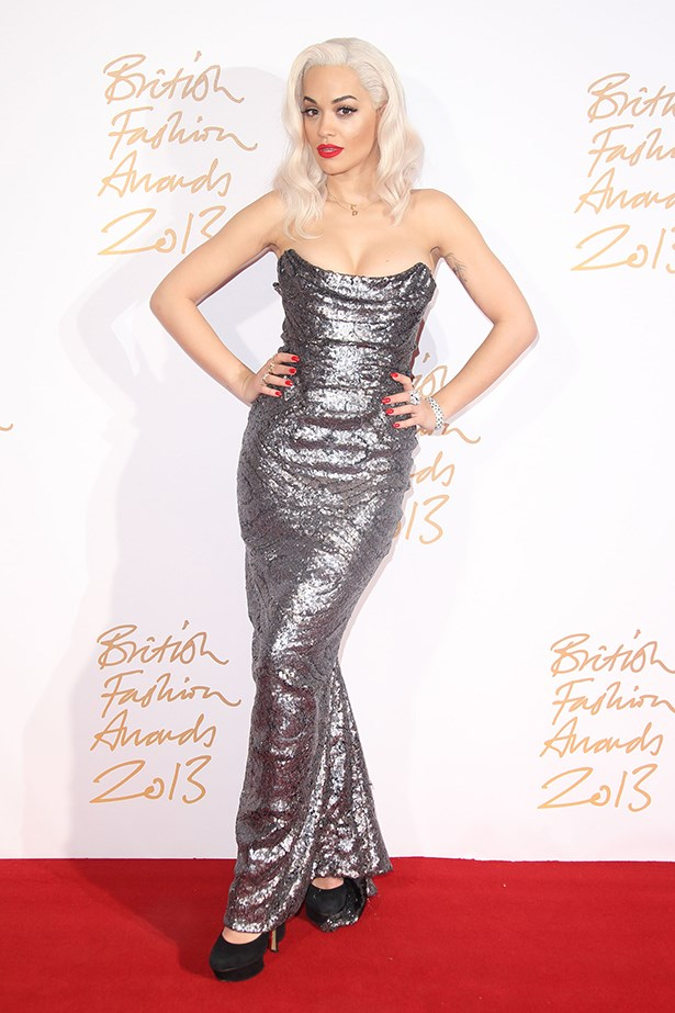 <p><strong>Rita Ora</strong></p> <p>Opinions often vary when it comes to the UK singer's style choices, which vary from grungy '90s-inspired ensembles to dramatic curve-hugging gowns, but she's certainly not one to fly under the radar. With Cara Delevingne for a bestie and Gwen Stefani as her self-confessed style icon, we say Rita is definitely one to watch.  </p>