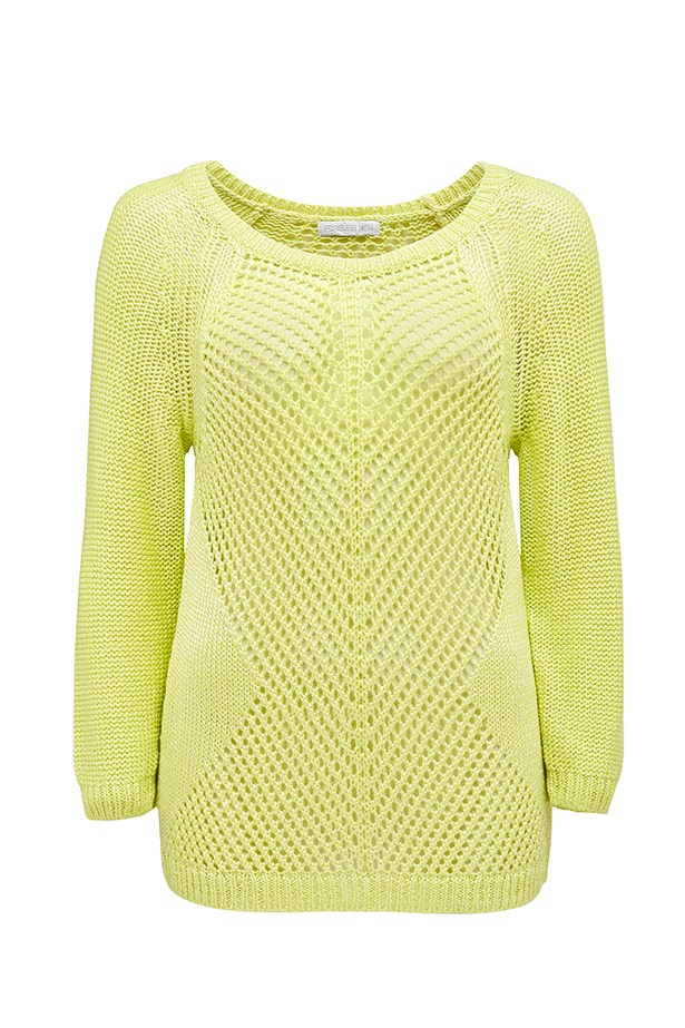 "Sweater, $59.99, Forever New, <a href=""http://www.forevernew.com.au"">forevernew.com.au</a>"