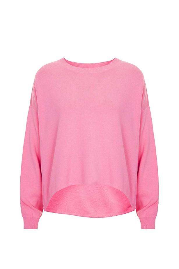 """Sweater, appox $78, Topshop, <a href=""""http://www.topshop.com"""">topshop.com</a>"""