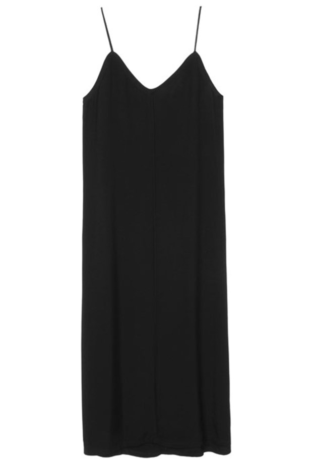 "Slip dress, $285, Apiece Apart, <a href=""https://www.mychameleon.com.au/josefina-slip-dress-p-2152.html?typemf=women"">mychameleon.com.au</a>"