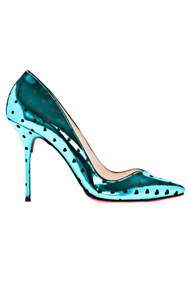 "Heels, approx $545, Sophia Webster, <a href=""http://www.sophiawebster.co.uk"">sophiawebster.co.uk</a>"