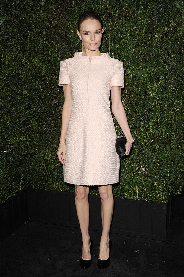 <p><strong>Best edit from the runway</strong></p> <p><strong>Kate Bosworth</strong></p> <i>Image: Wearing Chanel at a dinner hosted by the French fashion house.</i>