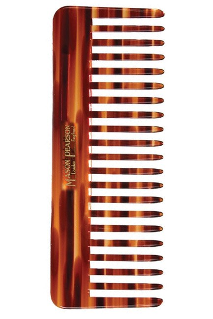 <strong>Backcomb</strong><br> Product:  Mason Pearson Rake Comb, $27.95; www.doward.com.au