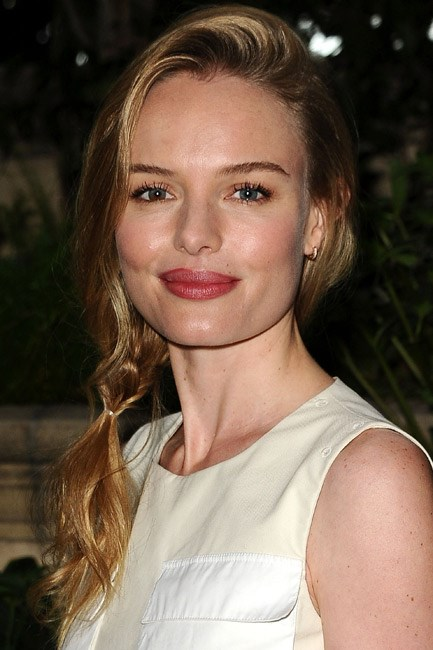 <strong>Messy plait</strong><br> Salt water is a natural texturiser, so take advantage of the grip that it offers your hair by styling the strands into a plait. Wearing the weave to one side, like Kate Bosworth, is the look of the moment.