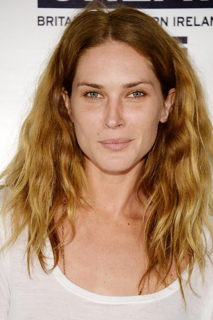 <strong>Texturised</strong><br> At the beach, when your hair is still a little damp, apply a texuriser product from midway to the ends to achieve this sultry bed-hair look that has put Erin Wasson on the It-girl map.