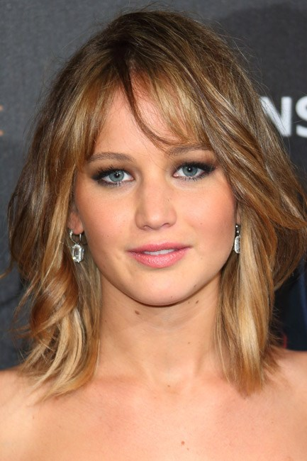 <strong>BEFORE: Jennifer Lawrence<br> Pixie business:</strong> When Jennifer Lawrence's dramatic pixie cut – remember she had shoulder length locks once upon a time? – debuted on Facebook it garnered a mixed response. However, since the Hunger Game star has taken the crop on the red carpet rounds, the consensus is: so fresh.