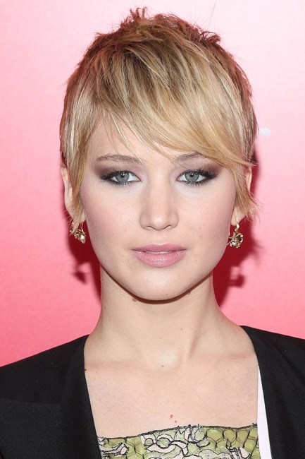 <strong>AFTER: Jennifer Lawrence<br> Pixie business:</strong> When Jennifer Lawrence's dramatic pixie cut – remember she had shoulder length locks once upon a time? – debuted on Facebook it garnered a mixed response. However, since the Hunger Game star has taken the crop on the red carpet rounds, the consensus is: so fresh.