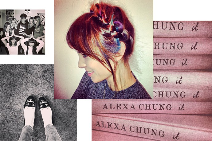 """<b><a href=""""http://instagram.com/chungalexa"""">@chungalexa</a></b><br> Follow for: An envy-inducing look into Chung's charmed life. The model/author/TV host is an Insta-veteran."""