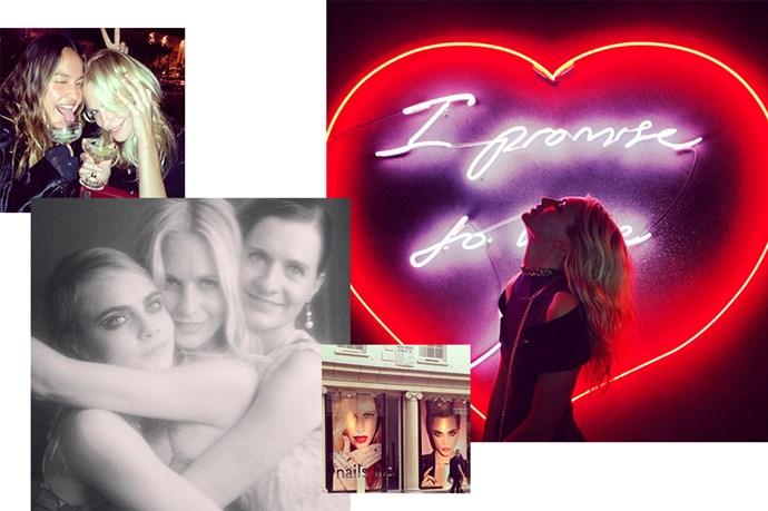 "<a href=""http://instagram.com/poppydelevingne"">@poppydelevingne</a><br> Follow for: She's the Brit girl around town"