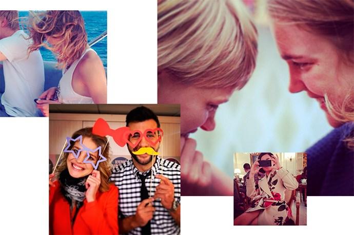 "<a href=""http://instagram.com/natasupernova"">@natasupernova</a><br> Follow for: An intimate look into the life of the mother, model and philanthropist"