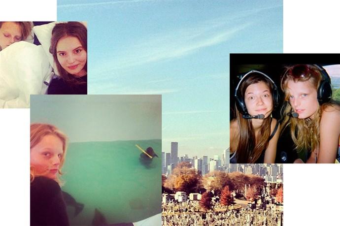 "<a href=""http://instagram.com/hannegabysees"">@hannegabysees</a> <br>Follow for: On-set life from model Hanne Gaby"