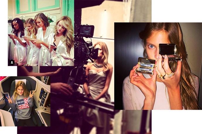 """<a href=""""http://instagram.com/constjablonski"""">@constjablonski</a><br> Follow for: 'Grams from Victoria Secret's cutest angel"""