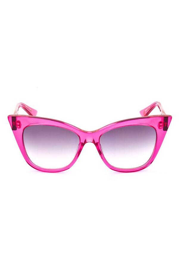 "Sunglasses, $476, Dita Eyewear,<a href=""http://www.matchesfashion.com""> matchesfashion.com</a>"