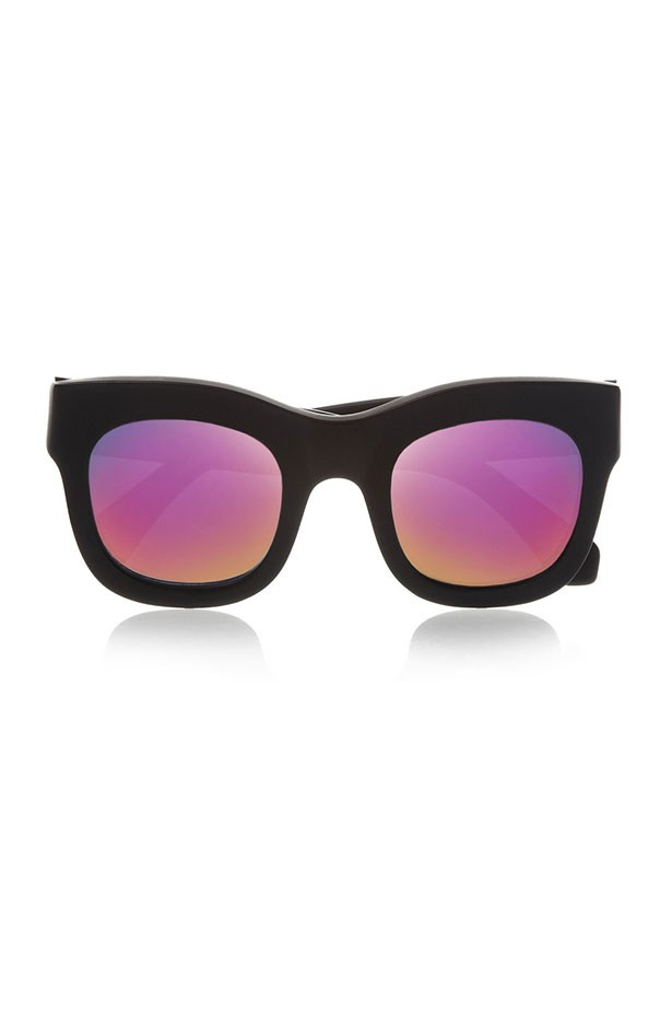 """Sunglasses, $364, Illesteva, <a href=""""http://www.net-a-porter.com """">net-a-porter.com </a>"""