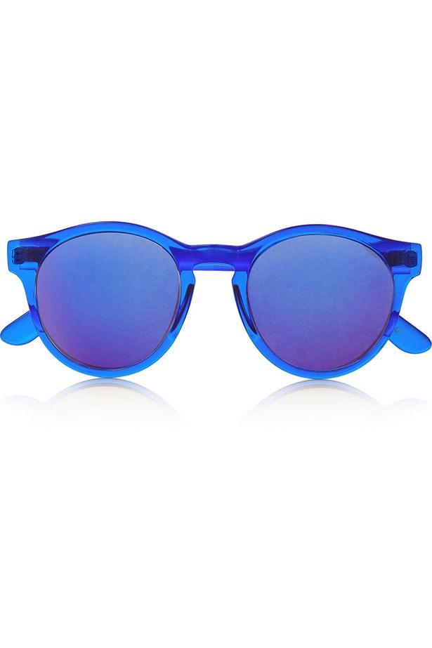 """Sunglasses, $59.95, Le Specs, <a href=""""http://www.lespecs.com"""">lespecs.com </a>"""