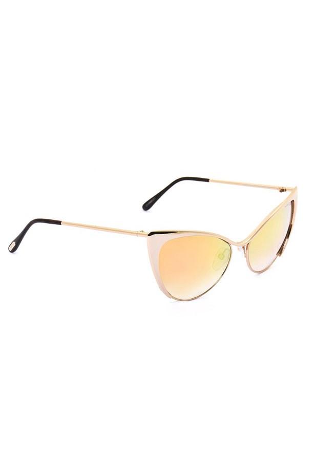"""Sunglasses, $374, Tom Ford, <a href=""""http://www.matchesfashion.com """">matchesfashion.com </a>"""