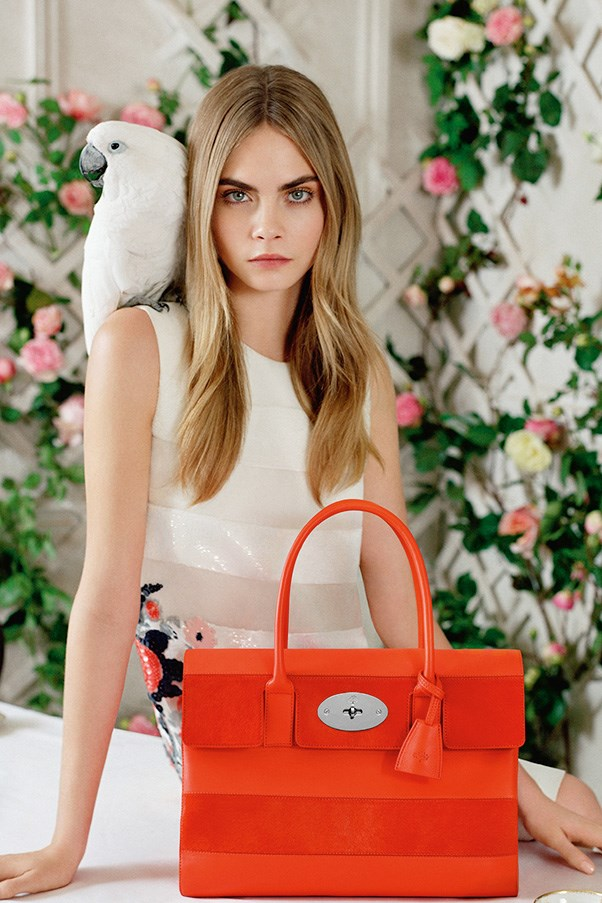 Mulberry's SS14 campaign