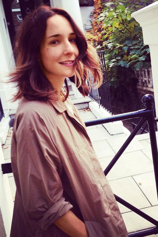 Next-gen designer Serafina Sama