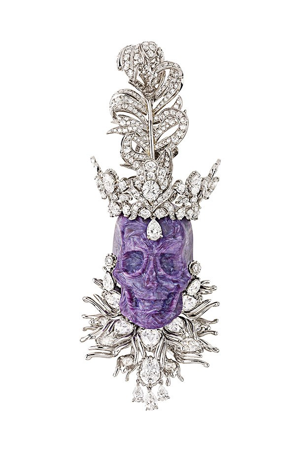the most exquisite fine jewels tend to be the stuff of fantasies. we're letting our imagination run wild
