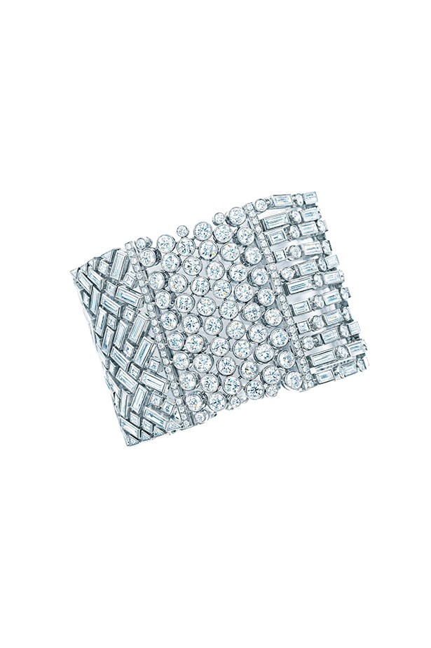 "<p>Tiffany's couture-cool cuff is fit for a  modern-day Audrey Hepburn, our pick is Rooney Mara with her sleek coiff, fine features and a penchant for a little black dress.</p> <p>Bracelet, $374,500, Tiffany & Co., <a href=""http://www.tiffany.com.au"">tiffany.com.au</a></p>"