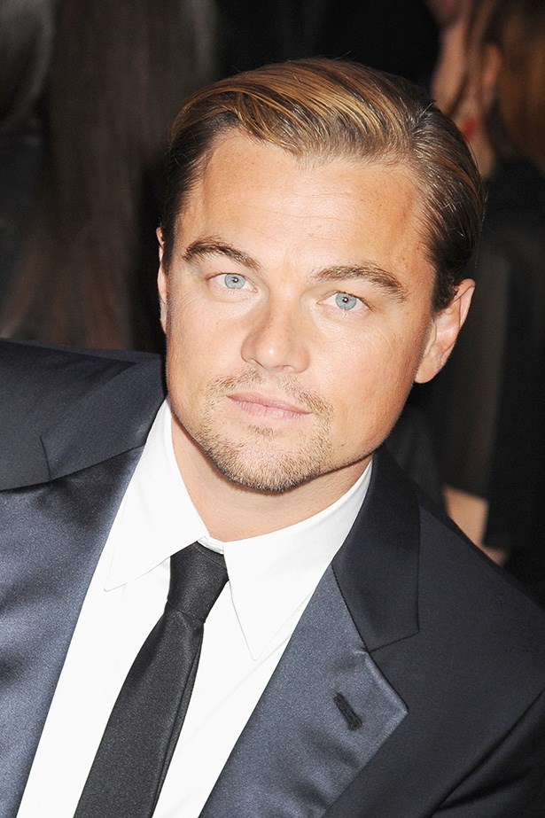 In 2012 DiCaprio appeared at the Critics' Choice Awards with blonde highlights, and a well-manicured five-o'clock shadow goatee.