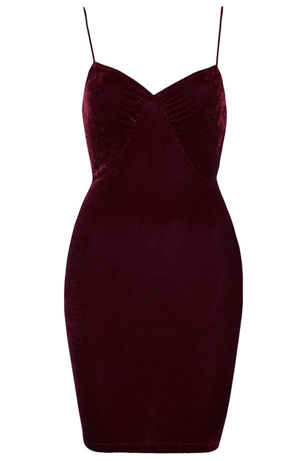 """Dress, approx $83, Topshop, <a href=""""http://www.topshop.com"""">topshop.com</a>"""