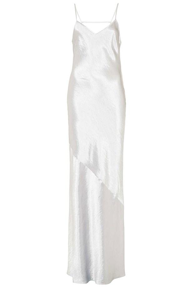 """Maxi dress, approx $102, Topshop,<a href=""""http://www.topshop.com """"> topshop.com </a>"""