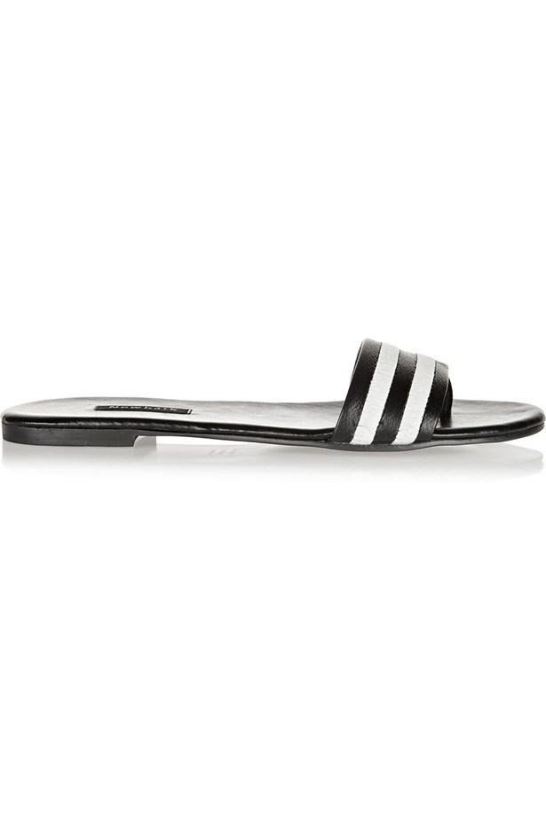 Shoes, approx $375, Newbark, net-a-porter.com