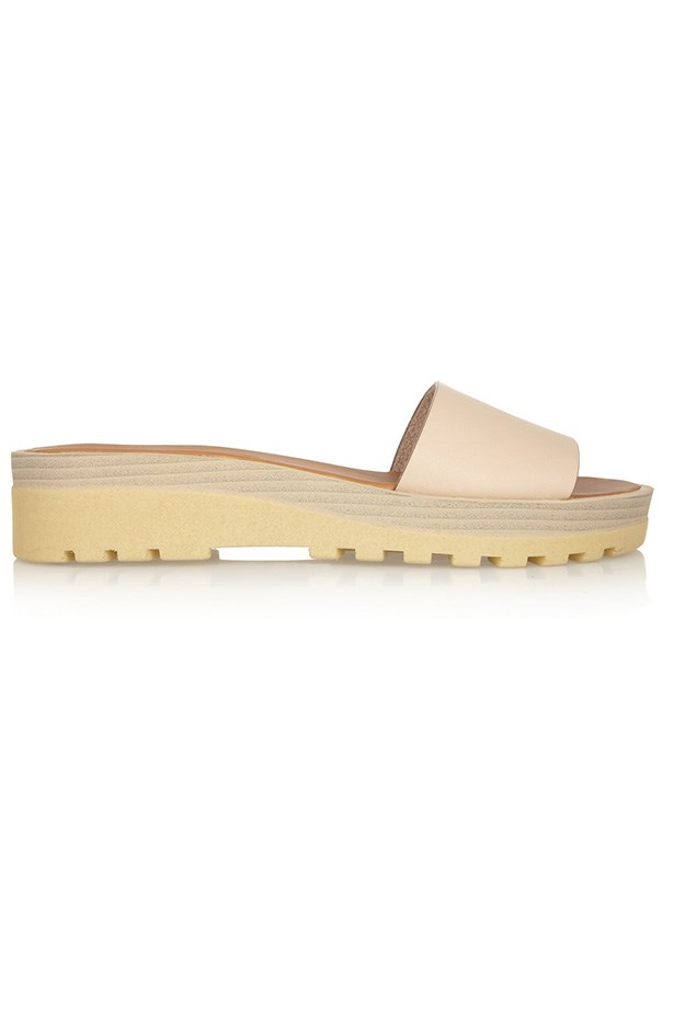 Shoes, approx $250, See by Chloe, net-a-porter.com