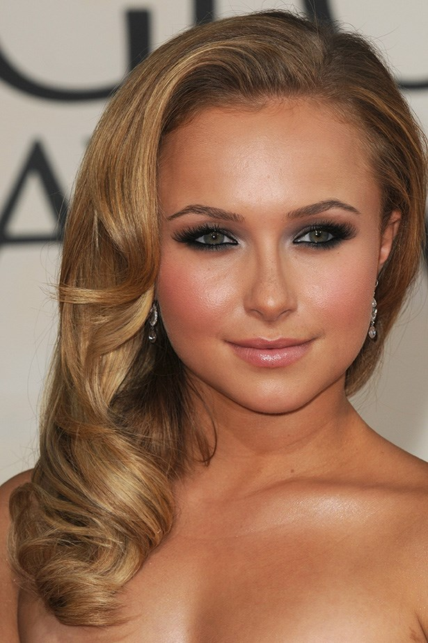 Hayden Panettier at the 66th Annual Golden Globes in 2009.