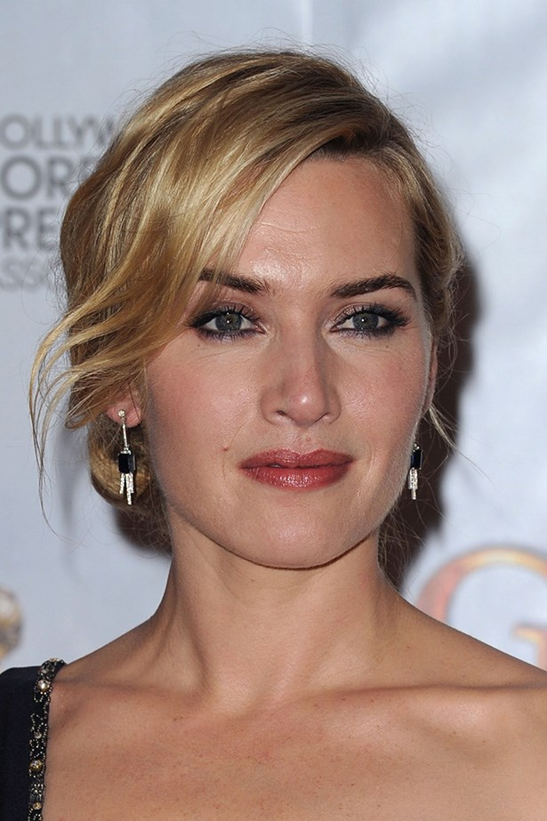 Kate Winslet at the 67th Annual Golden Globes in 2010.