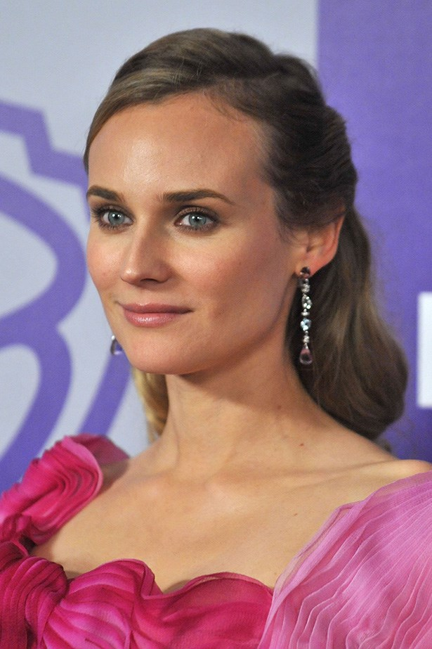 Diane Kruger at the 67th Annual Golden Globes in 2010.