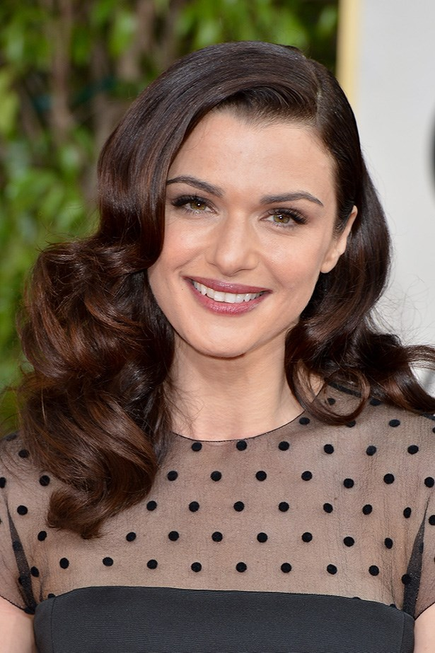 Rachael Weisz at the 70th Annual Golden Globes in 2013.